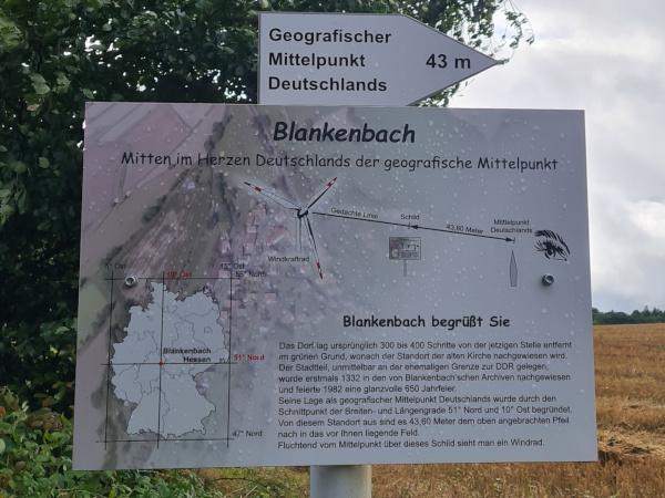 Mittelpunkt Deutschland