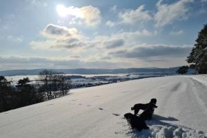winterliches Tiefenort
