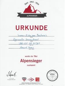 Alpensieger 2018