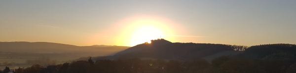 Sonnenuntergang Krayenberg