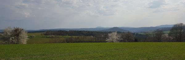 Blick zum Krayenberg